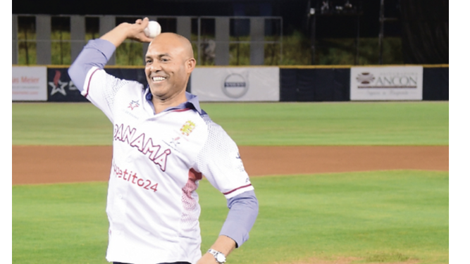 Mariano Rivera, invitado de honor