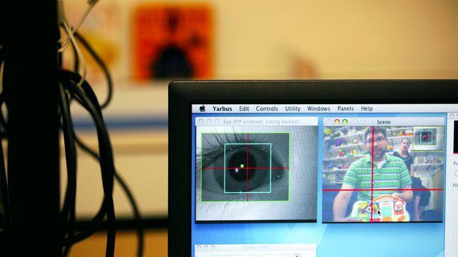 'Eye tracking': Mírame a los ojos