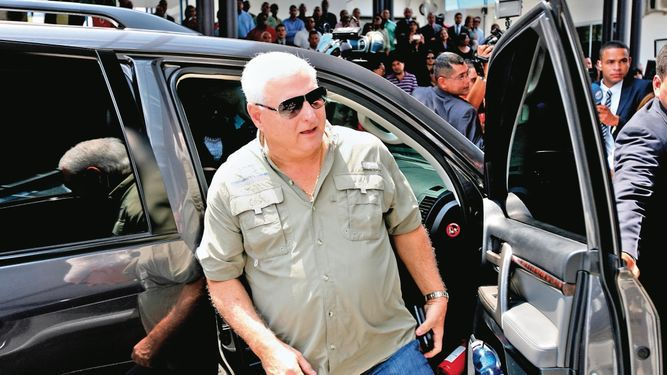 Expresidente Ricardo Martinelli cambia su estrategia de defensa