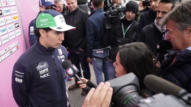 Sergio Pérez seguirá un año más con Force India
