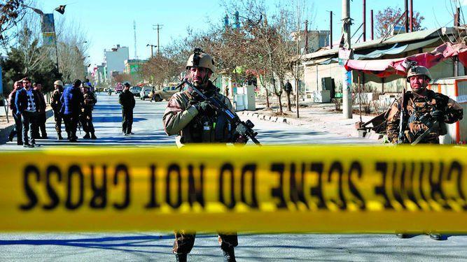 Atentado del EI en Kabul deja 41 muertos