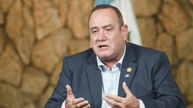 Giammattei revocaría acuerdo de 'tercer país seguro' con EU