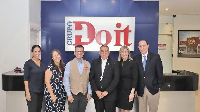 Do it Center firma acuerdo como patrocinador de la JMJ