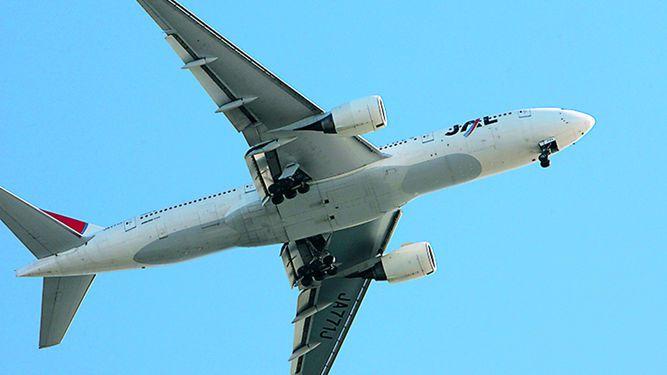 Tráfico aéreo con menos CO2