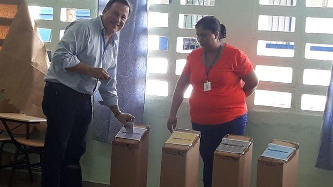 'Es factible que un panameñista gane la elección presidencial':  Juan Carlos Varela