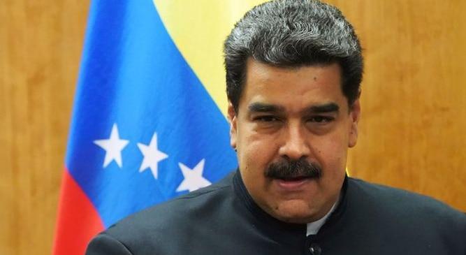 Maduro denuncia que Estados Unidos ordenó a Colombia su asesinato