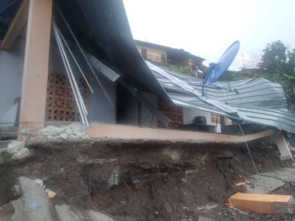 Se reporta el paso de la primera onda tropical por Panamá