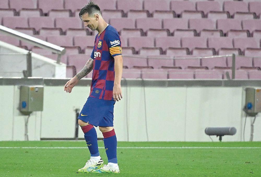 ¿Hacia dónde va el Barça', el título se le complica