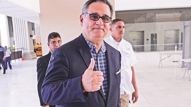 Magistrados rechazan apelación del fiscal electoral en el caso de Marco Ameglio