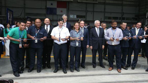 Copa Airlines inaugura centro de mantenimiento técnico especializado