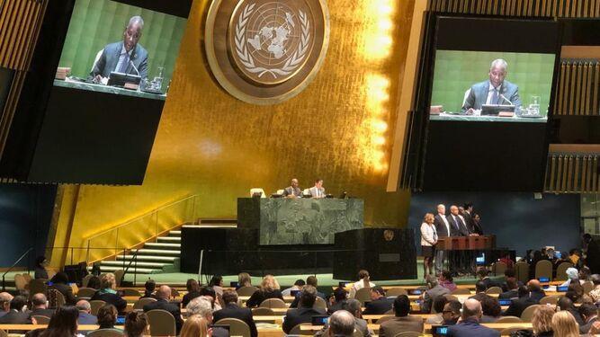 Venezuela obtiene un puesto en el Consejo de Derechos Humanos de la ONU