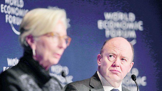 Deutsche Bank busca calmar a los inversores