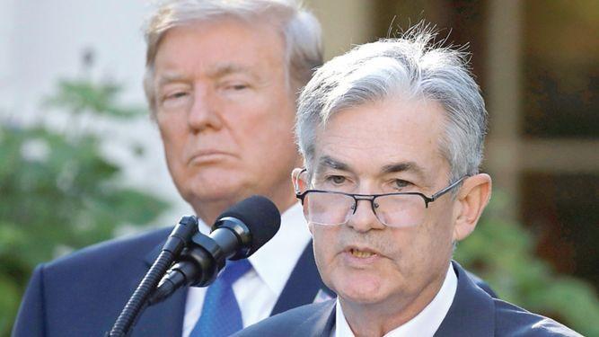 'Trabajo de Powell en la FED no corre peligro'