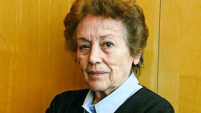 Fallece actriz Amparo Baró