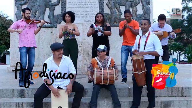 Afrodisíaco en Suena Panamá