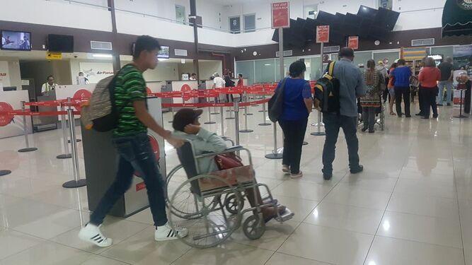 Se normalizan las actividades en el aeropuerto de Albrook