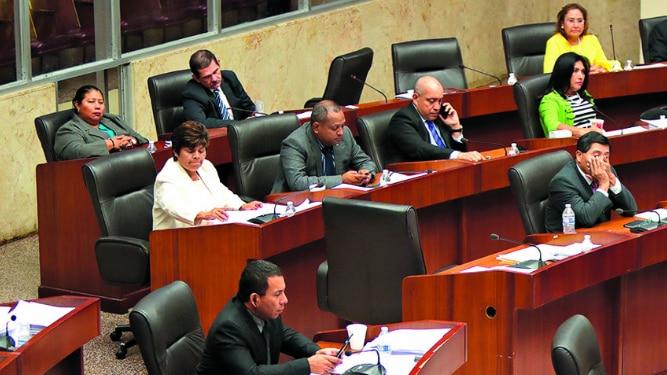 Asamblea aprueba dos proyectos de ley