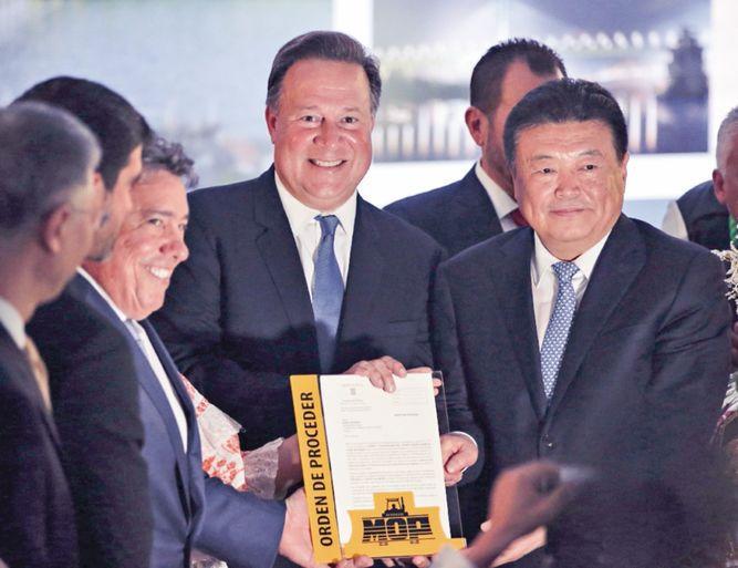 Consorcio chino tendrá 5 años para ejecutar nuevo puente