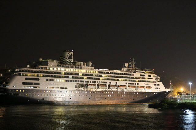 Personal que participó en el tránsito de cruceros por el Canal dio negativo en la prueba de coronavirus