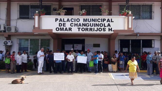 Protestan en Changuinola para pedir distribución equitativa de fondos municipales