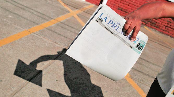 'La Prensa' protesta contra el régimen de Daniel Ortega