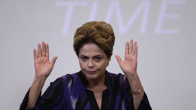 Congreso Brasil mantiene veto de Rousseff a subida salarial del Judicial