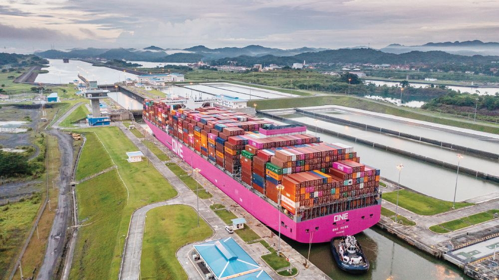 Canal retoma máximo calado de 50 pies para tránsito de buques neopanamax