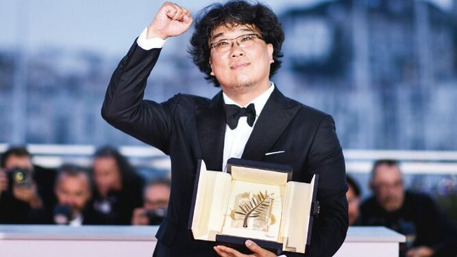 Cannes corona a surcoreana 'Parásito'
