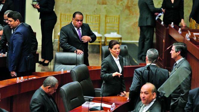 Diputados, divididos sobre revelar donantes privados