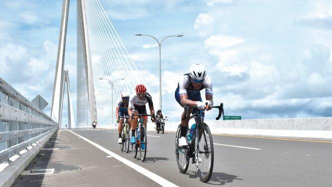 Christopher Jurado conquistó el Atlántico en el Tour de Panamá