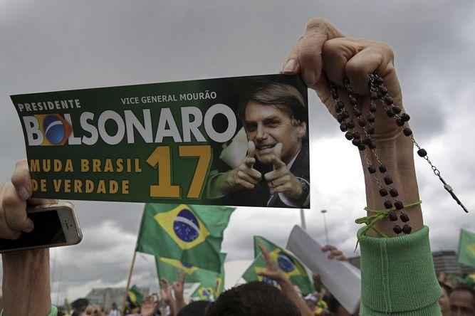 Denuncian amenazas contra prensa previo a elecciones en Brasil