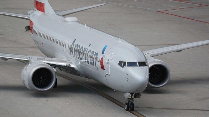 American Airlines cancela los vuelos del Boeing 737 MAX hasta el 3 de septiembre