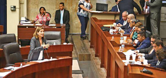 Legislativo da luz verde al presupuesto de 2019