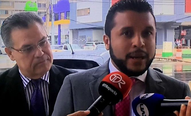 Exalcalde Vallarino presenta denuncia contra Ricardo Martinelli