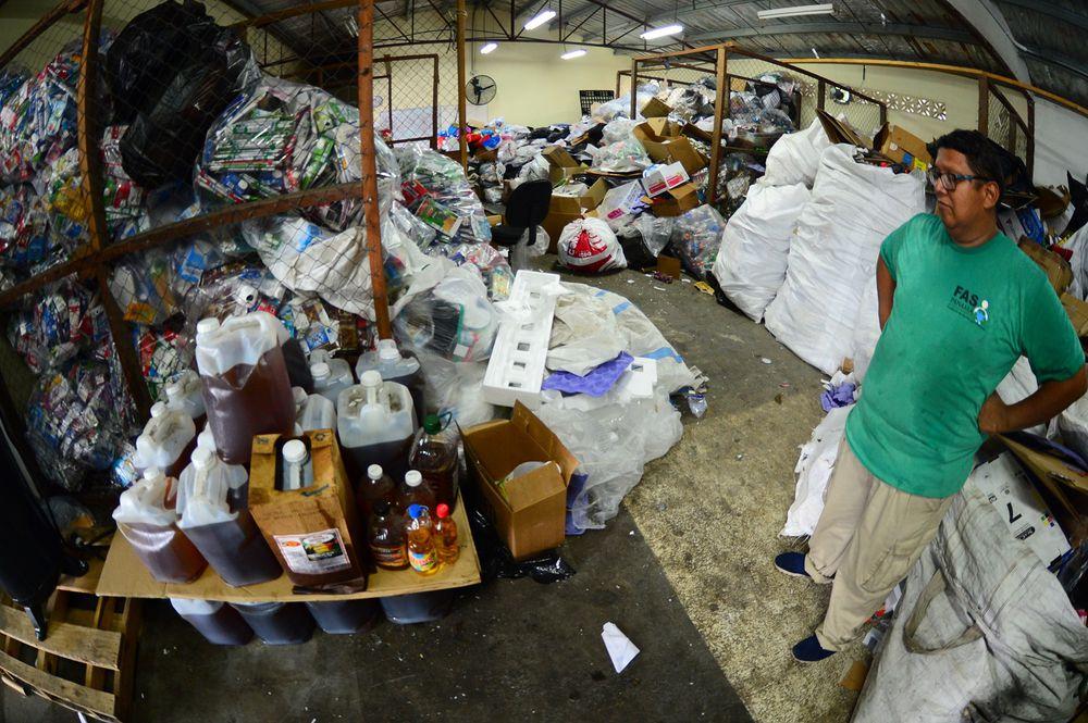 Panamá recicla el 5% de sus desechos;  un país sin economía circular