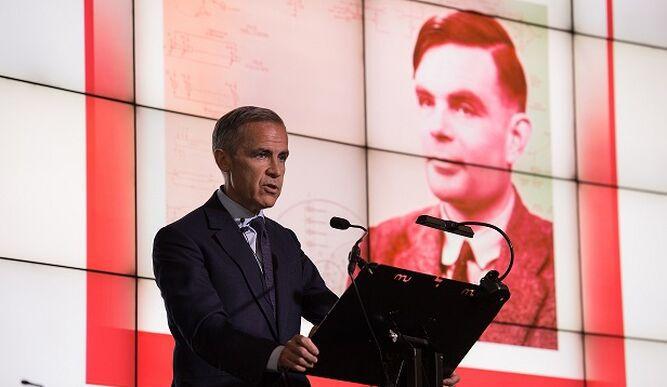 Alan Turing será la cara del nuevo billete de 50 libras en Reino Unido