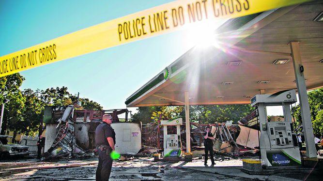 Milwaukee vuelve a la calma tras disturbios