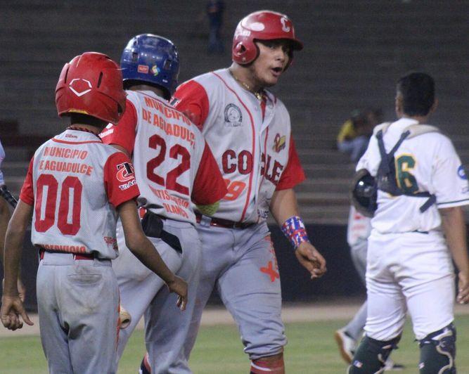 Coclé pasa a la final y defenderá su corona ante Los Santos en el béisbol juvenil