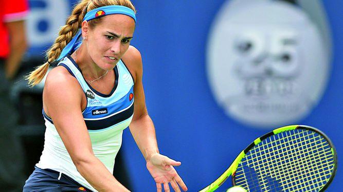 Mónica Puig pasa a tercera ronda en Dubái