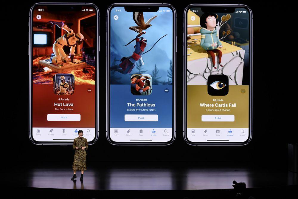 Apple entra al negocio de TV por streaming