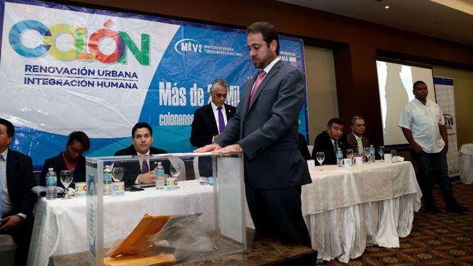 Contraloría refrenda contrato del proyecto de Renovación Urbana de Colón, a favor de Odebrecht