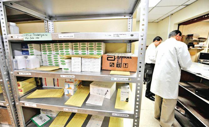 CSS realiza homologación de medicinas biológicas