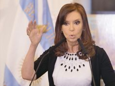 Piden arresto inmediato de Cristina Fernández