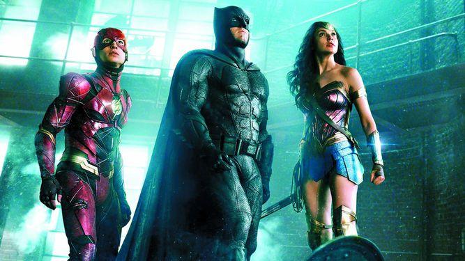 Superhéroes decepcionan en la taquilla