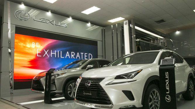 Ricardo Pérez, S.A. presenta el nuevo Lexus NX 2018 en el Panamá Motor Show 2017
