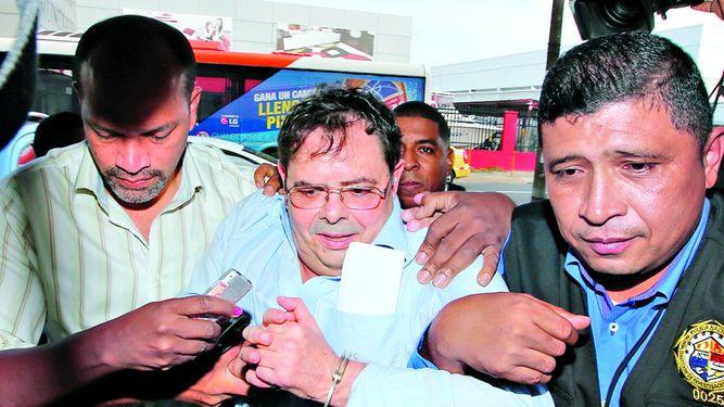Juez otorga casa por cárcel a Luis Cucalón
