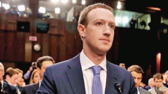 Fundador de Facebook irá el próximo martes a Eurocámara