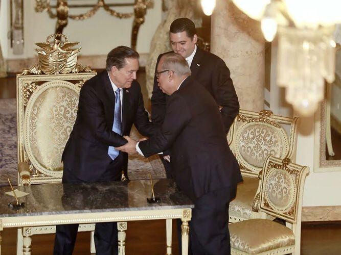 Lau designa a Francisco Bustamante como subdirector de la CSS; Delgado Diamante será el secretario