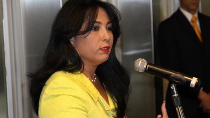 Fiscal pide llamar a juicio a exdefensora Patria Portugal