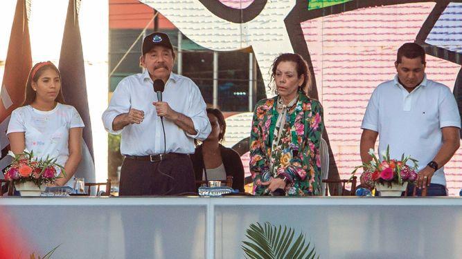 Daniel Ortega: de guerrillero a dictador